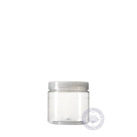 0500g PET Clear with Liner