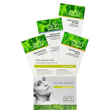 Sample Pack Sensitive Skin Type