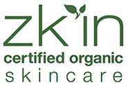 zk'in certified organic skincare