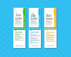 Rodan and Fields AU Regimens Card Set - Australia