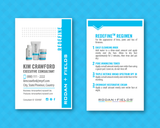 Rodan and Fields AU Regimens Card Set - Redefine