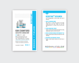 Rodan Fields Redefine Regimen Card Set