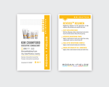 Rodan Fields Reverse Brighten Regimen Card Set