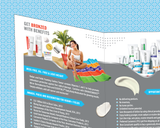 Rodan Fields Brochure with Essentials Sunless Foaming Tan