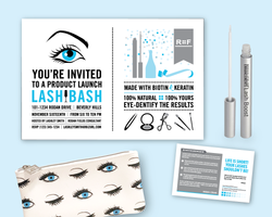 Rodan Fields Lash Boost Party Invite