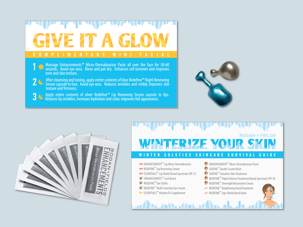 Rodan and Fields Winter Skincare to Give it a Glow