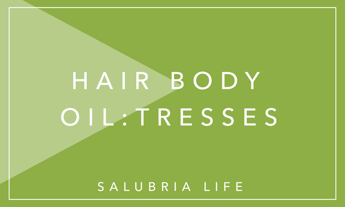 Hair and Body Oil: Tresses