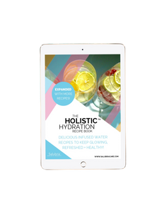 Holistic Hydration Recipe Book