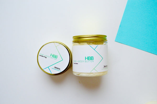 London Fog Hair + Body Butter