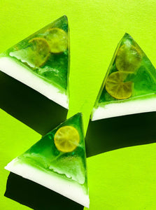 Tea Tree + Lime Origami Face + Body Bar