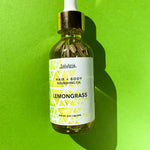 Lemongrass Hair + Body Oil