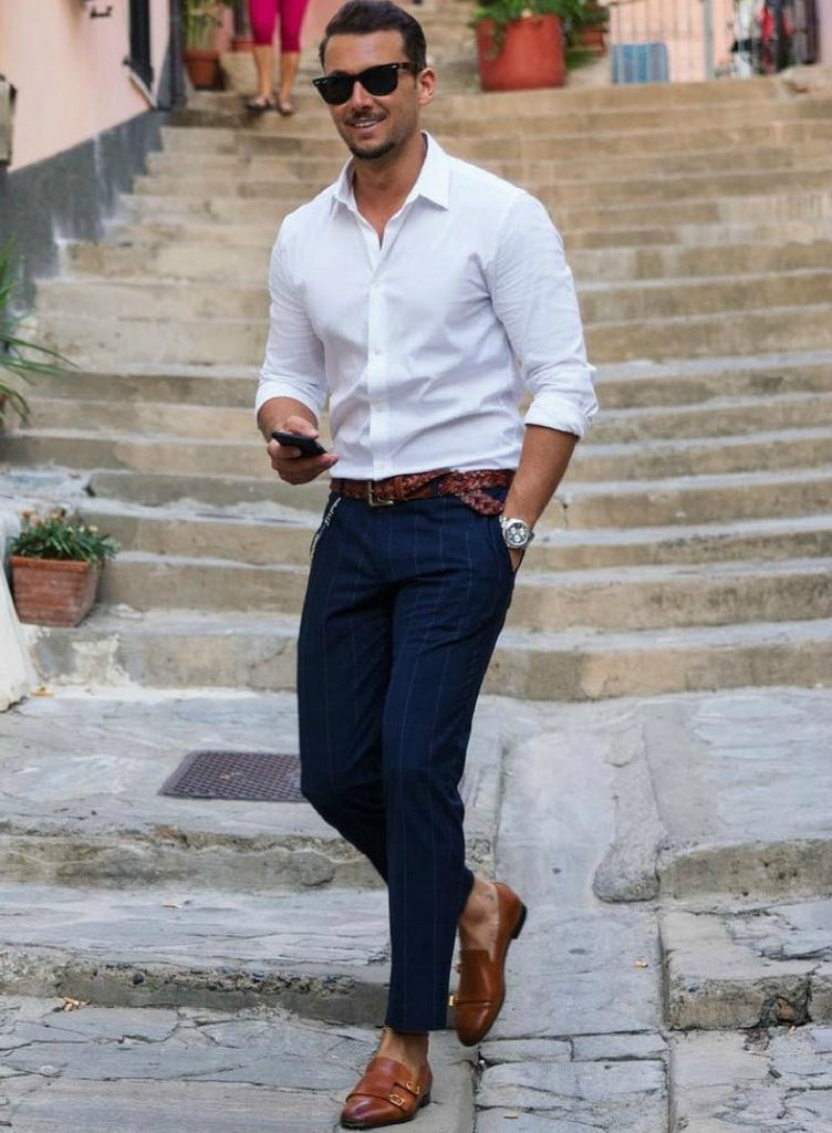 Strike Up A Business Casual Style