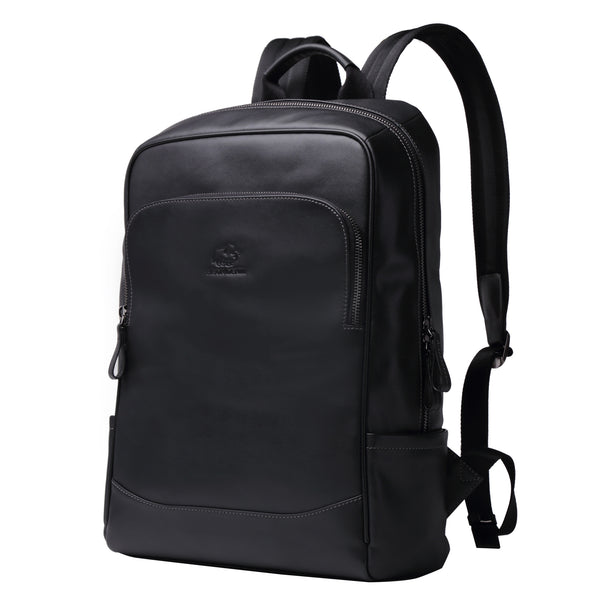 Genuine Leather 15 inches Backpack N2757