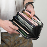 Long Zipper Wallet N8150
