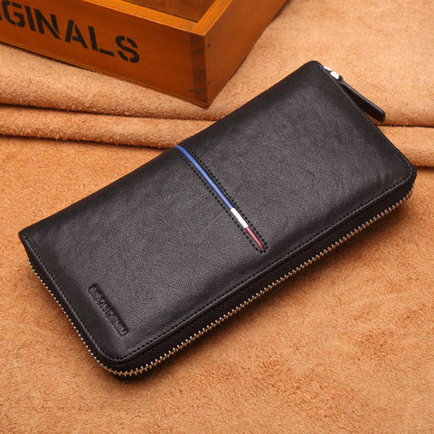 Long Zipper Wallet