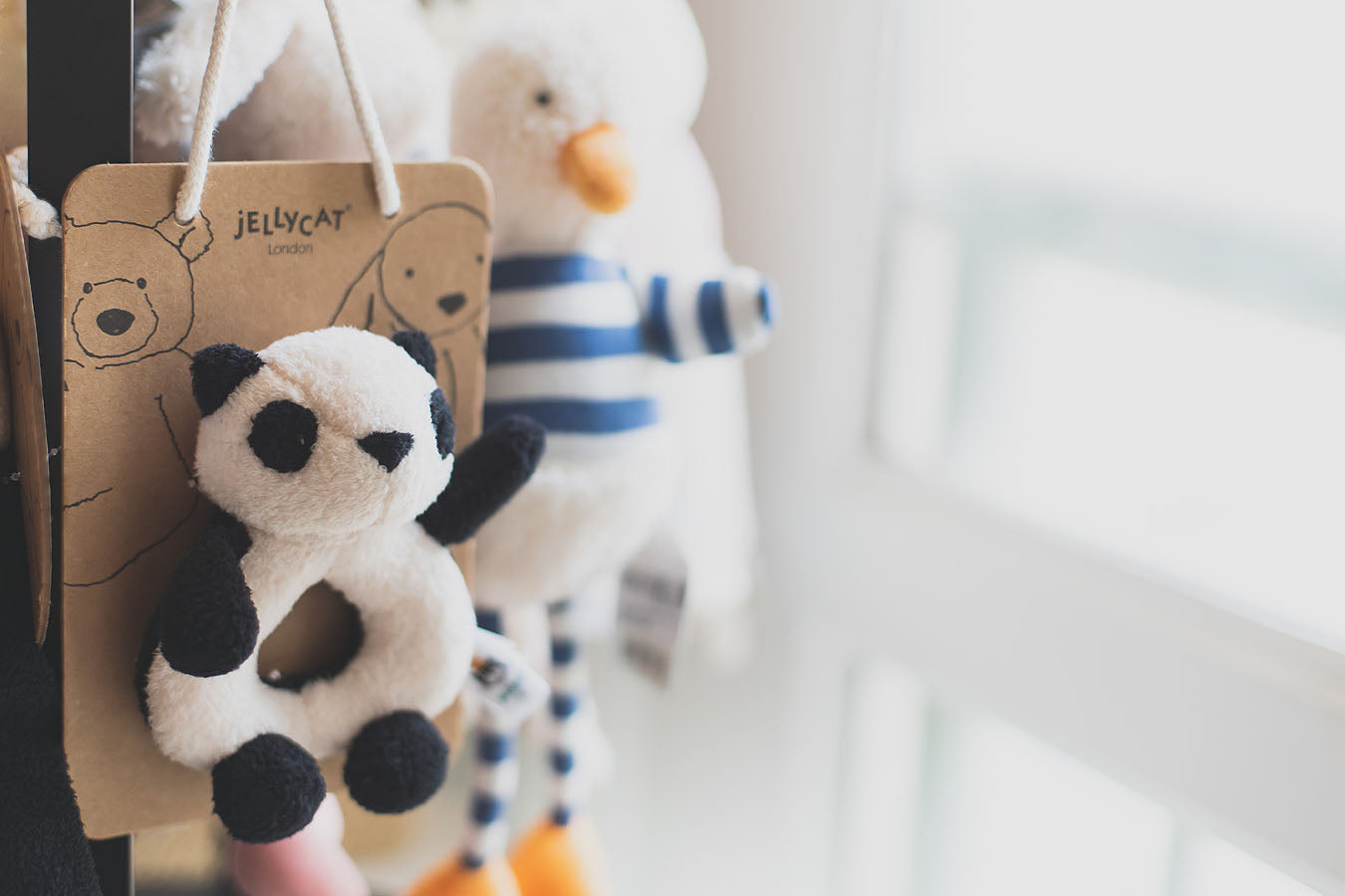 Jellycat Gifts Rattles