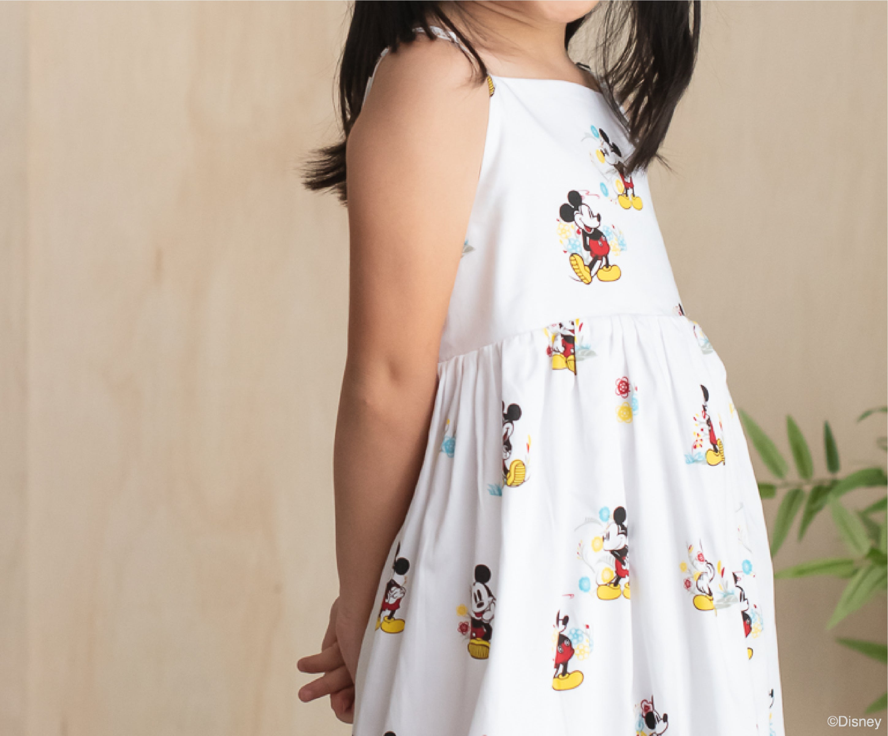 Summer dress max springtime Mickey | disney x elly