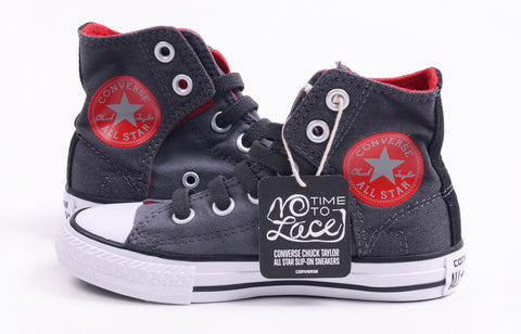 48f0e3ee439be5 Converse is known for one of the most iconic sneakers of all time. It makes  streetwear cool for your kids. If your child doesn t like laces