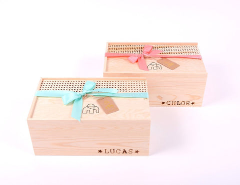 Personalised baby gift sets wooden keepsake box the elly store elly has always been known for a place to get great gifts and ever since we launched our online store we have always sold gift sets online negle Gallery