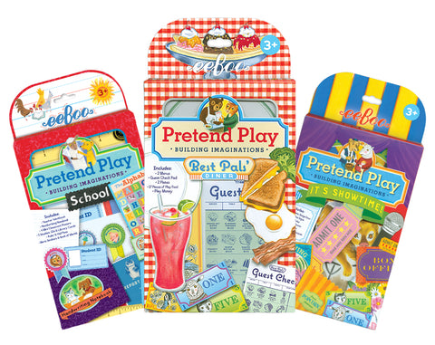 eeBoo Pretend Play Series