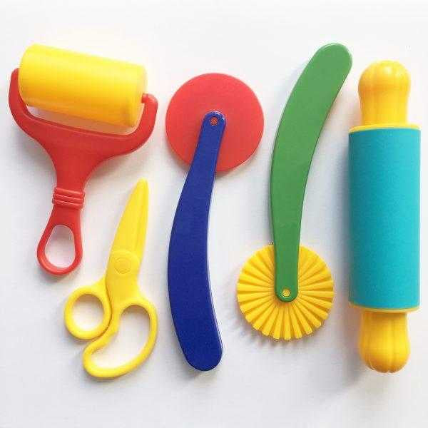 Playdough Essential Tool Kit