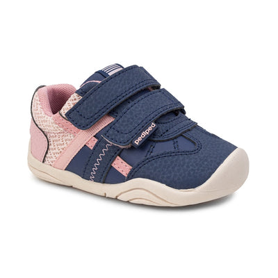 Pediped Grip 'n' Go™ Gehrig Pink Navy