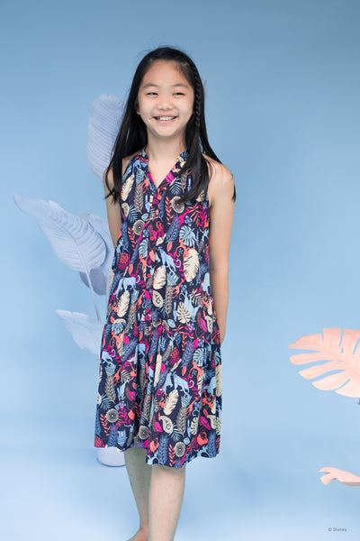 Anna Dress Jungle Book Forest | Tropical 2021 | The Elly Store