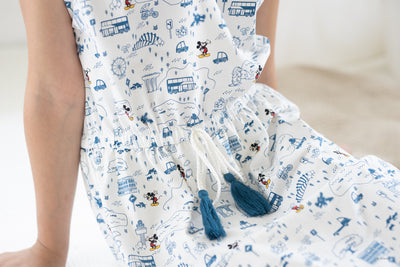 Hayley Dress - Road Trip Mickey
