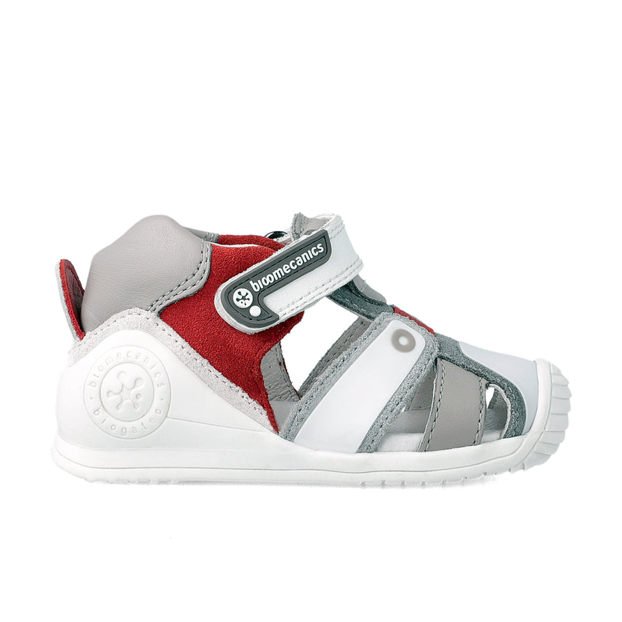 Urban Blanco Rojo Sandals