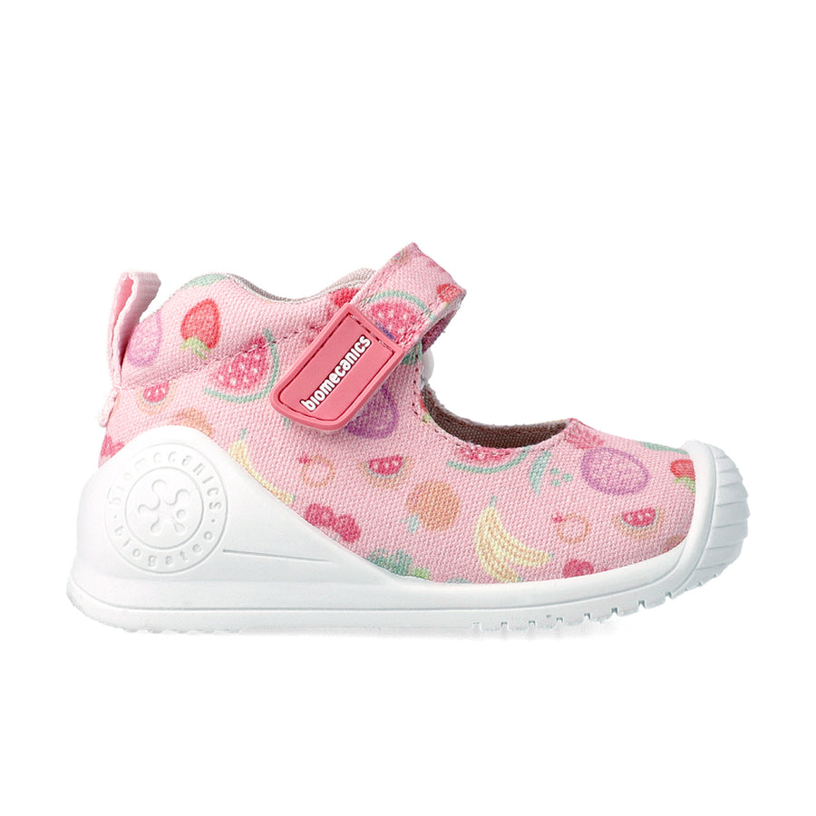 Rosa Y Fruity Canvas Shoes