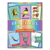 Beautiful World Flashcards eeBoo