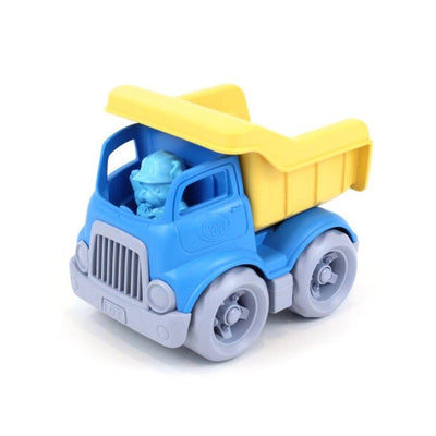 Green Toys Dumper Construction Truck -  Blue / Yellow | The Elly Store