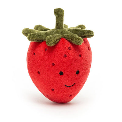 Jellycat Fabulous Fruit Strawberry | Plush Toys | The Elly Store