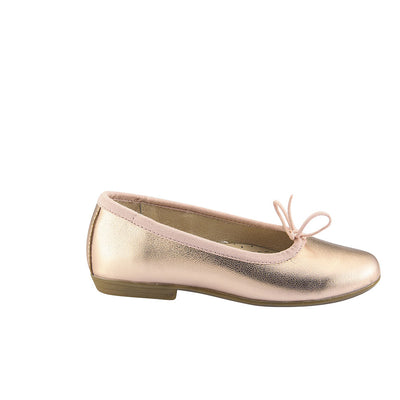 Old Soles Brule Girls Ballet Flats Copper