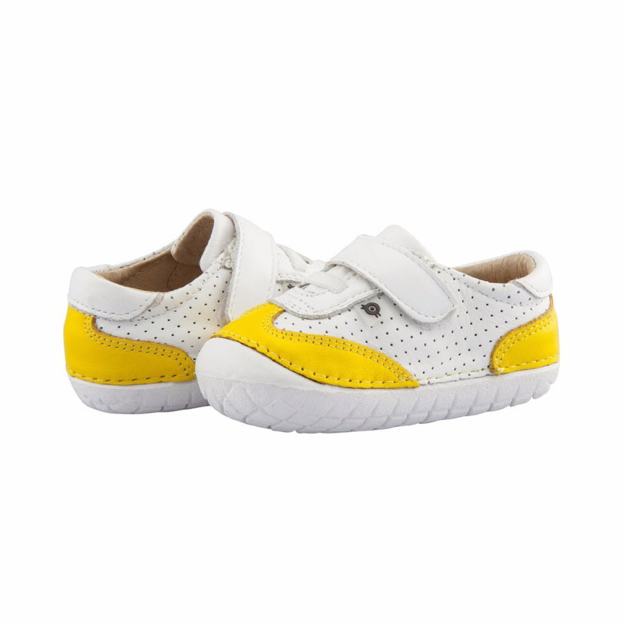 Old Soles Prize Pave Snow Sunflower Kids shoes