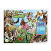 eeBoo Butterflies and Moths 1000Pc Rectangular Puzzle | The Elly Store