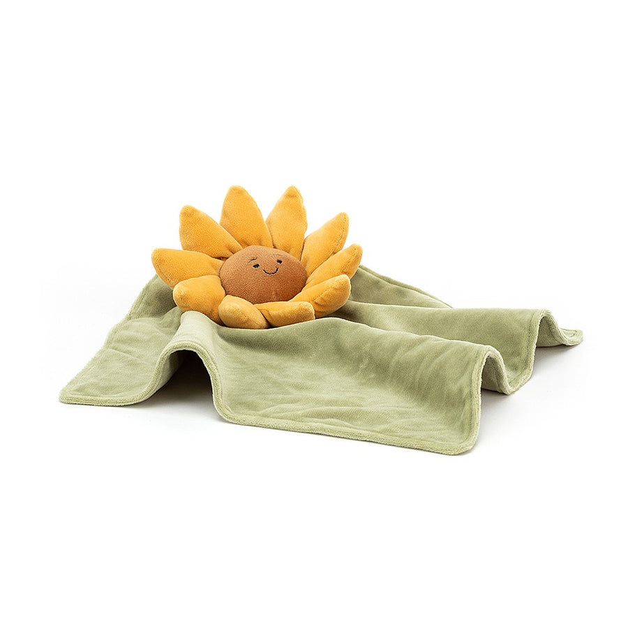 Jellycat Fleury Sunflower Soother | Best Baby Gifts | The Elly Store