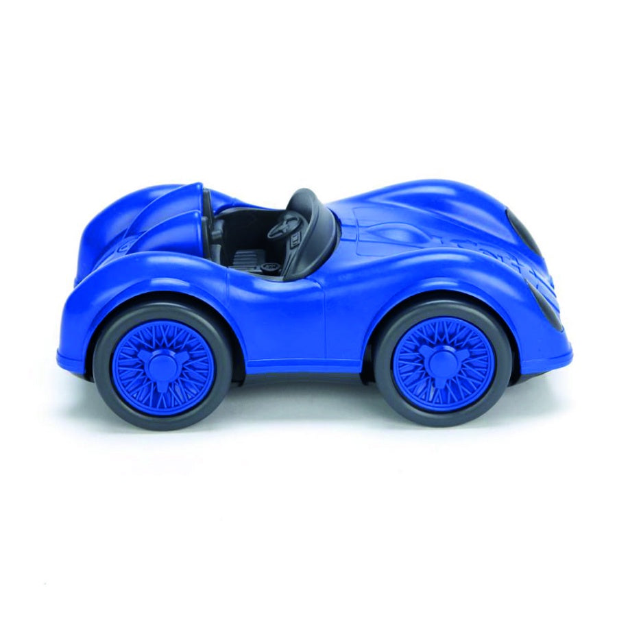 Green Toys™ Race Car Blue | 100% recycled plastic | The Elly Store