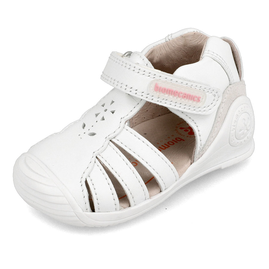Biomecanics Calada Blanco Sandals | Kids Shoes | The Elly Store