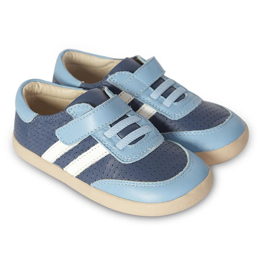 Cam Shoe - Denim / Sky