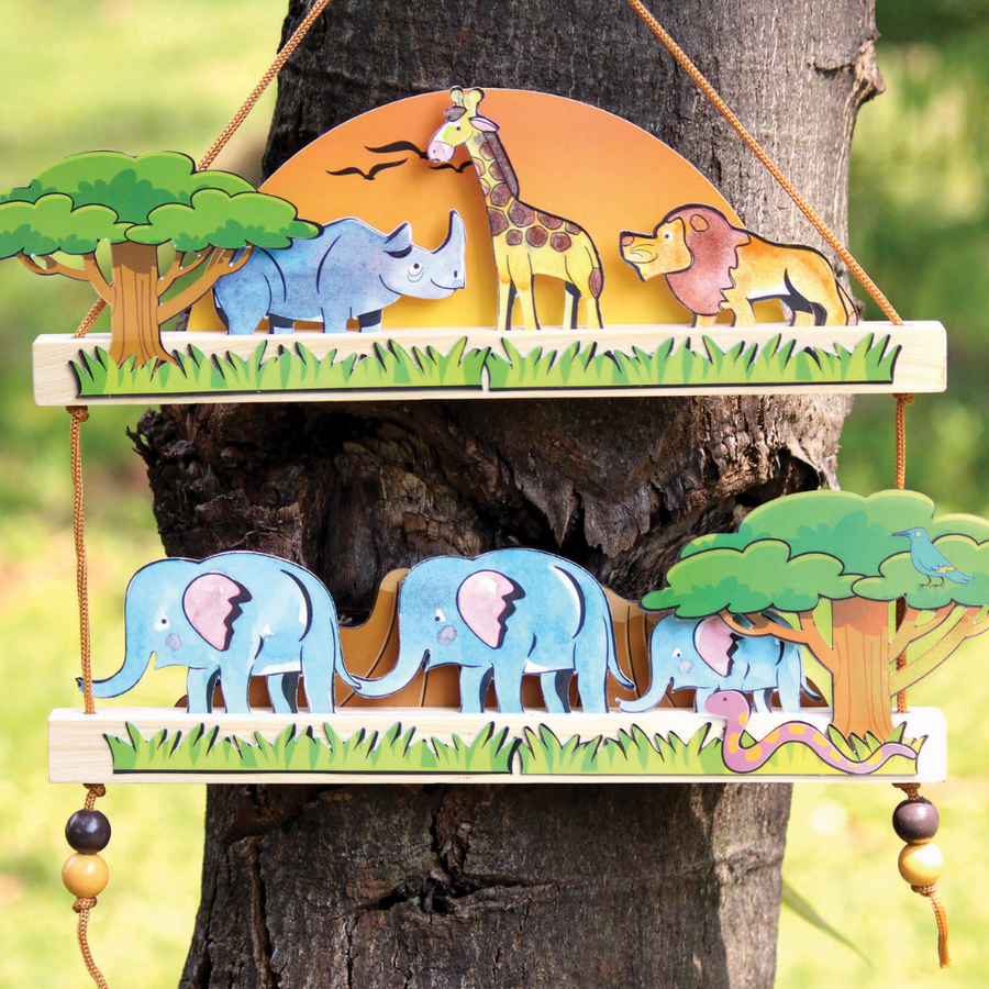 Wildlife Wonders Mini Box