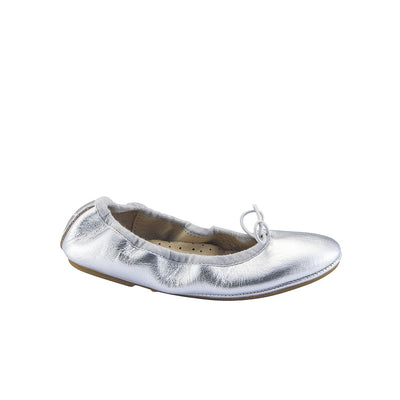 Old Soles Cruise Ballet Flats Silver