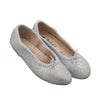 Cruise Ballet Flat Glam Argent | Old Soles | The Elly Store
