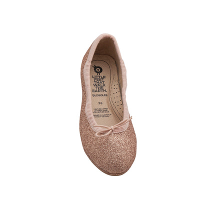 Cruise Ballet Flat Glam Copper