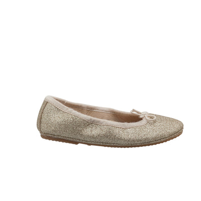 Old Soles Cruise Ballet Flat Glam Gold | The Elly Store