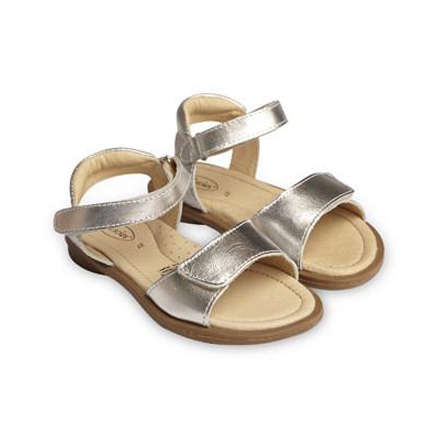 Caprese Sandals - Gold | Old Soles | The Elly Store