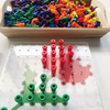 Tickle Your Senses Edx Small Pegs Activity Set