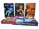 Occupations A to Z Flash Cards