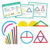 Geostix Math Concepts Learning Activity Set