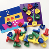 Tickle Your Senses Edx Nuts and Bolts Activity Set